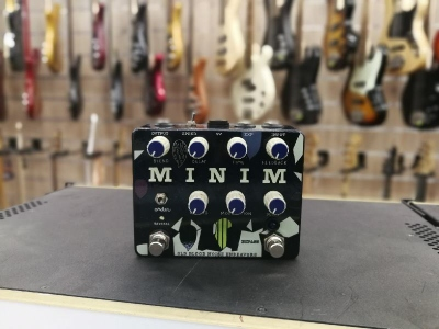 OLD BLOOD NOISE ENDEAVORS MINIM REVERB REVERSE DELAY
