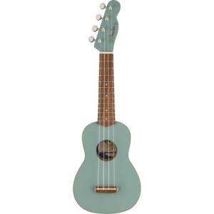 Fender Venice Soprano Ukulele Sonic Gray