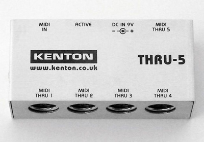 KENTON MIDI THRU5