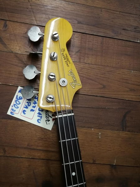Fender Jazz Japan 4 Sonic Blue Usato 0