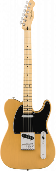 FENDER LIMITED PLAYER TELECASTER BUTTERSCOTCH BLONDE CHITARRA ELETTRICA