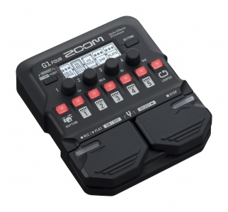 Zoom G1 Four Pedale Effetto