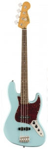 SQUIER CLASSIC VIBE 60S JAZZ BASS LAUREL DAPHNE BLUE