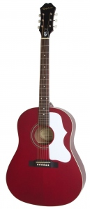 EPIPHONE 1963 EJ-45 ACOUSTIC WINE RED
