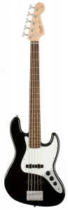 SQUIER AFFINITY JAZZ BASS V BLACK