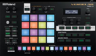 Roland MV1 Verselab Groove Box