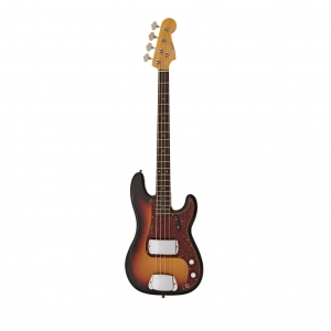 Fender Custom Shop Precision Bass 64' Journeyman Relic 3Tone Sunburst