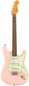 SQUIER CLASSIC VIBE 60 STRATOCASTER SHELL PINK CHITARRA ELETTRICA