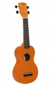 KORALA UKS30OR UKULELE SOPRANO ORANGE