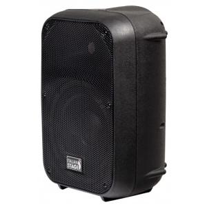 Proel ISSPX08AUB Diffusore BiAmplificato 8Pollici 120+30 con MP3 e Bliuetooth