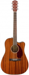 FENDER CD-140SCE ALL-MAHOGANY CHITARRA ACUSTICA