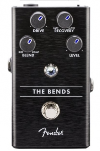 FENDER THE BENDS COMPRESSOR PEDALE EFFETTO