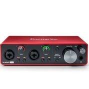 Focusrite Scarlett 2I2 3Rd Gen Scheda Audio Usb
