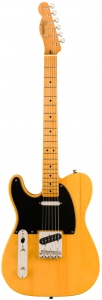 Squier Classic Vibe 50S Telecaster Left Handed Mn Butterscotch Blonde