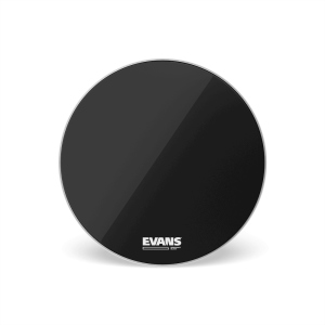 Evans Bd20Rb Pelle Resonant Black 20