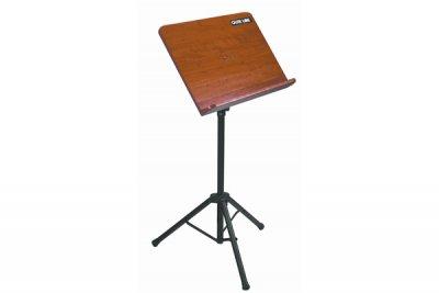 Quik Lok Ms332  Leggio Orchestra Con Piano In Legno