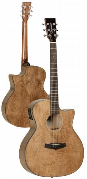 TANGLEWOOD EXOTIC TVCX MAPLE