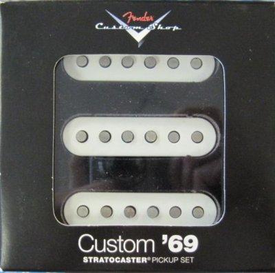 Fender Pickup Custom Shop 69 Stratocaster Set Di 3