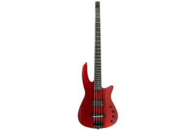 NS Design WAV Radius Bass 4 Metallic Crimson