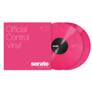 SERATO 12'' Serato Standard Colors Pink