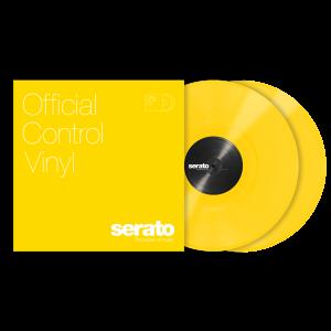 SERATO 12'' Serato Standard Colors Yellow