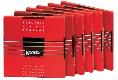 Warwick 42200M Muta Red Per Basso 45-105