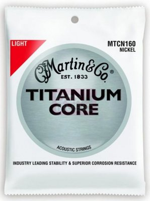 MARTIN MUTA MTCN160 NICKEL TITANIUM LIGHT