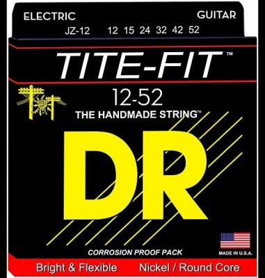Dr Strings Muta Jz12 Chitarra Elettrica Tite Fit 12-52 Jazz