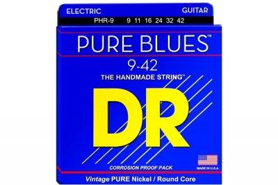 Dr Strings Muta Pure Blues Phr-9 Light 9-42