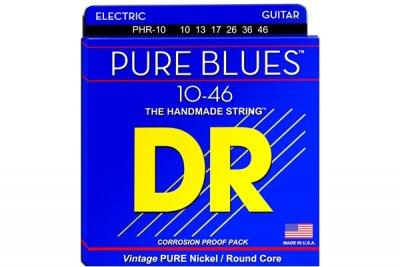 Dr Strings Muta Pure Blues Phr-10 Medium 10-46