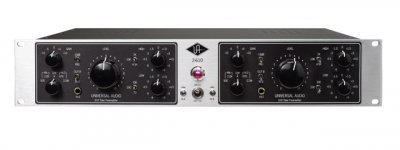 2-610 Dual channel tube preamp