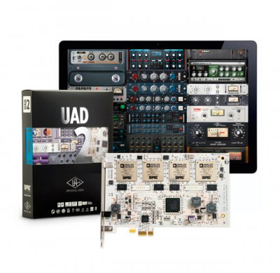 UAD-2 QUAD Core