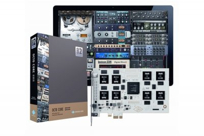 UNIVERSAL AUDIO UAD2 OCTO CORE