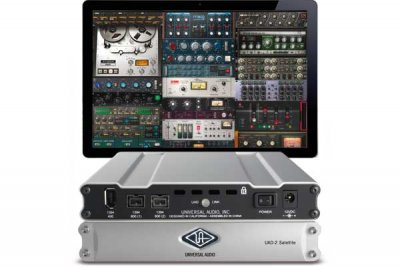 UAD-2 Satellite DUO Core