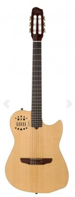 Godin Multiac Nylon Natural Hg Sa