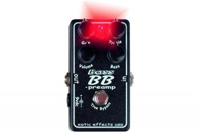 Bass BB Preamp