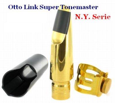 OTTO LINK SUPER TONE MASTER NY 6* BOCCHINO SAX TENORE