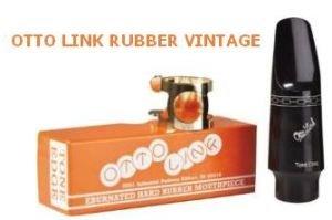 Otto Link Tone Edge 8 Vintage Bocchino Sax Tenore