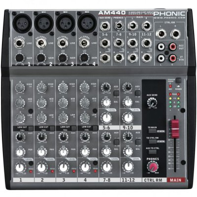 PHONIC AM440 MIXER