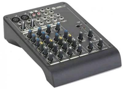 Rcf Livepad6X Mixer 6 Canali