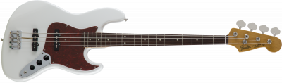 FENDER MADE IN JAPAN TRADITIONAL JAZZ BASS ARTIC WHITE