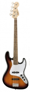 SQUIER AFFINITY JAZZ BASS LAUREL BROWN SUNBURST