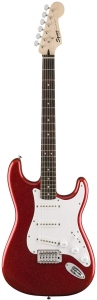 Squier Bullet Stratocaster Limited Edition Red Sparkle