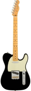 Fender American Professional II Telecaster Maple Black