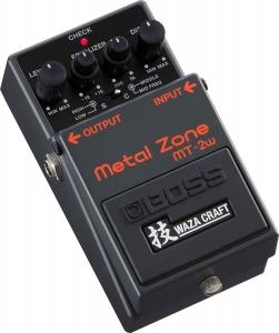 Boss Mt2W Metal Zone Waza