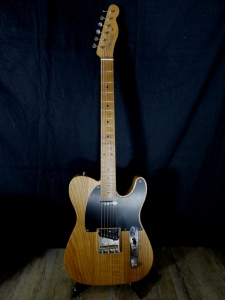 Fender 52 telecaster LTD ash roasted 2017-usata