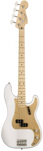 FENDER AMERICAN ORIGINAL 50S PRECISION BASS WHITE BLOND