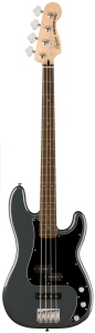 Squier Affinity Series Precision Bass PJ Charcoal Frost Metallic