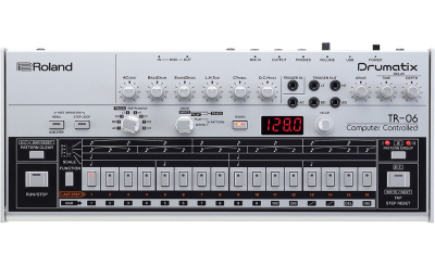 Roland Tr-06 Drum Machine Drumatix Drum Machine Programmabile