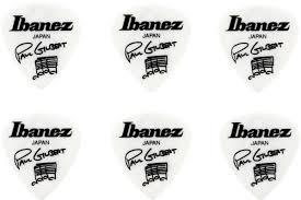 IBANEZ SET 6 PLETTRI PAUL GILBERT